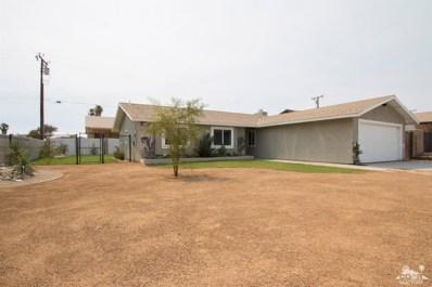 13655 Santa Ysabel Drive, Desert Hot Springs, CA 92240 - MLS#: 218021164