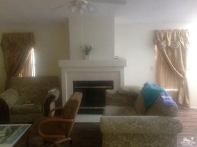 74711 Dillon Rd #610 Road UNIT 610, Desert Hot Springs, CA 92241 - MLS#: 218021606