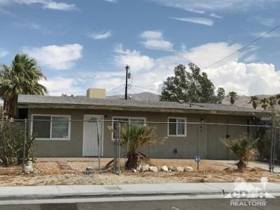 66350 Granada Avenue, Desert Hot Springs, CA 92240 - MLS#: 218021970