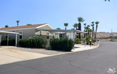 15500 Bubbling Wells Road UNIT 243, Desert Hot Springs, CA 92240 - MLS#: 218022746
