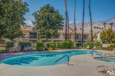 2701 E Mesquite Ave. Avenue UNIT W109, Palm Springs, CA 92264 - MLS#: 218023654