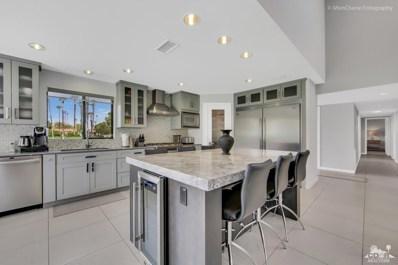 1 Gerona Drive, Rancho Mirage, CA 92270 - MLS#: 218023754