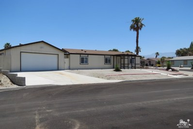 33550 Bell Road, Thousand Palms, CA 92276 - MLS#: 218023772