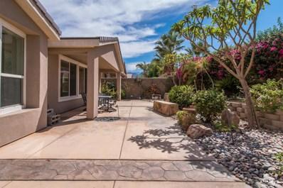60215 Desert Rose Drive, La Quinta, CA 92253 - MLS#: 218023834