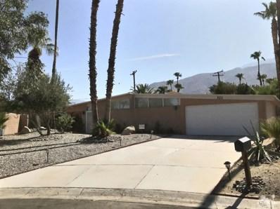 321 E Desert Willow Circle, Palm Springs, CA 92262 - MLS#: 218024202