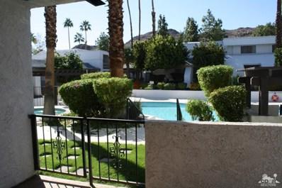 5301 E Waverly Drive UNIT 203, Palm Springs, CA 92264 - MLS#: 218024504