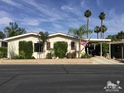 73450 Country Club Drive UNIT 161, Palm Desert, CA 92260 - MLS#: 218024514