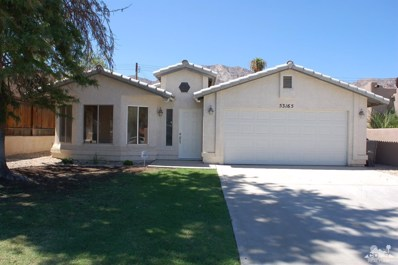 53165 Avenida Velasco, La Quinta, CA 92253 - MLS#: 218025058