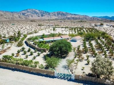 20550 Easy Street, Desert Hot Springs, CA 92241 - MLS#: 218025482
