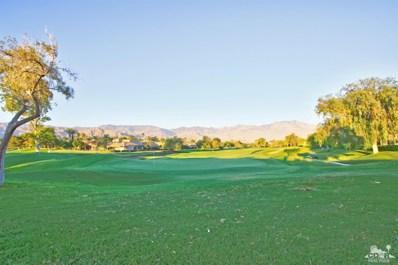 109 Augusta Drive, Rancho Mirage, CA 92270 - MLS#: 218025568