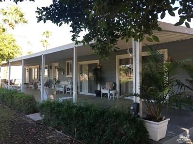 102 Country Club Drive, Palm Desert, CA 92260 - MLS#: 218025706