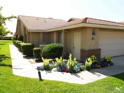 67 Conejo Circle, Palm Desert, CA 92260 - MLS#: 218025718