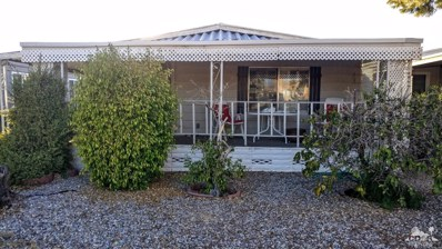 15500 Bubbling Wells Road UNIT 274, Desert Hot Springs, CA 92240 - MLS#: 218025766