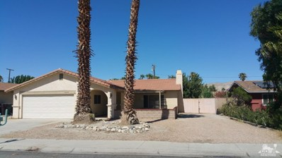 68894 Tortuga Road, Cathedral City, CA 92234 - MLS#: 218025778