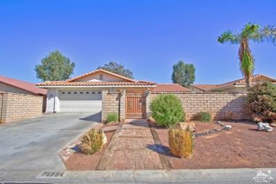 76884 California Drive, Palm Desert, CA 92211 - MLS#: 218025892