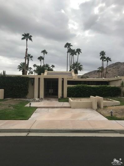 2376 S Caliente Drive, Palm Springs, CA 92264 - MLS#: 218026076