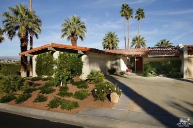 40100 Via Valencia, Rancho Mirage, CA 92270 - MLS#: 218026314