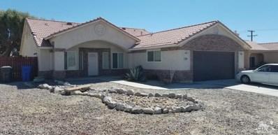 15924 Avenida Monteflora, Desert Hot Springs, CA 92240 - MLS#: 218026326