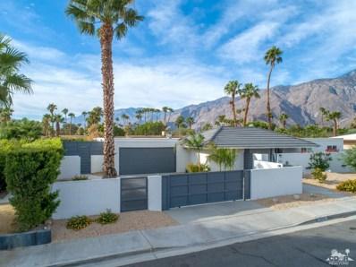 1255 E Racquet Club Road, Palm Springs, CA 92262 - MLS#: 218027214