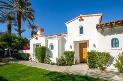 49496 Avenida Obregon, La Quinta, CA 92253 - MLS#: 218027284