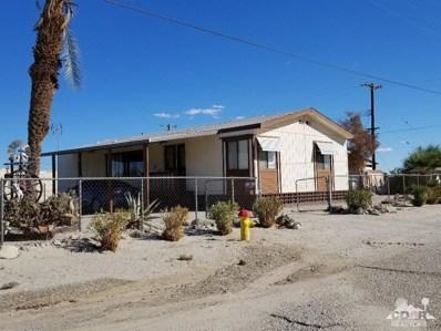 201 Indio Avenue, Salton Sea Beach, CA 92274 - MLS#: 218027786