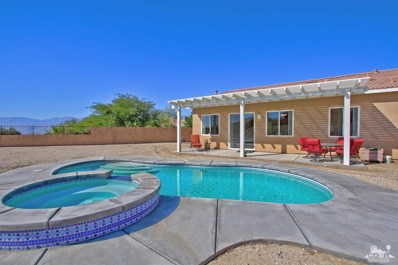 68345 Panorama Court, Desert Hot Springs, CA 92240 - MLS#: 218028248
