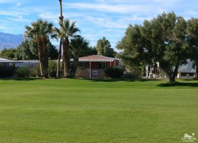 15500 Bubbling Wells Road UNIT 185, Desert Hot Springs, CA 92240 - MLS#: 218028324