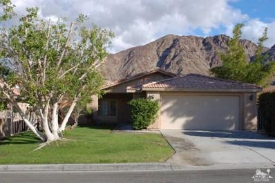 53390 Avenida Villa, La Quinta, CA 92253 - MLS#: 218028400