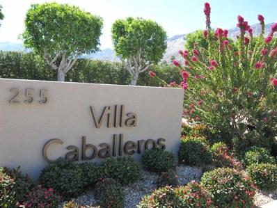 255 S Avenida Caballeros UNIT 310, Palm Springs, CA 92262 - MLS#: 218028628