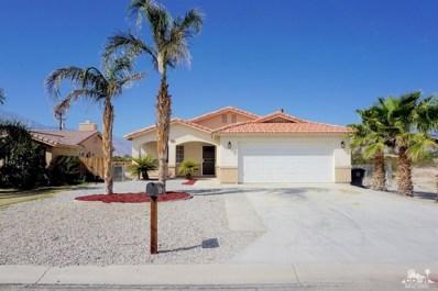 15691 Avenida Mirola, Desert Hot Springs, CA 92240 - MLS#: 218028652