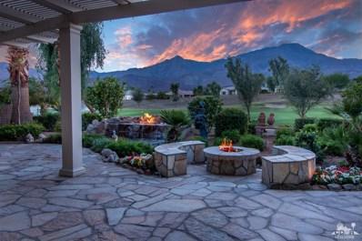61451 Topaz Drive, La Quinta, CA 92253 - MLS#: 218029222