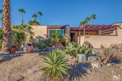 1340 E Adobe Way, Palm Springs, CA 92262 - MLS#: 218029492
