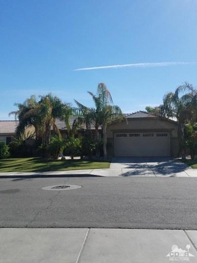 83465 Agua Blanca Street, Coachella, CA 92236 - MLS#: 218029528