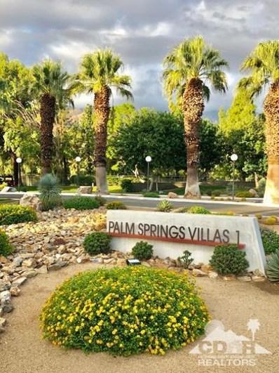 420 N Villa Court UNIT 207, Palm Springs, CA 92262 - MLS#: 218029552