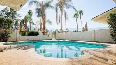 77007 California Drive, Palm Desert, CA 92211 - MLS#: 218029852