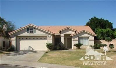 80343 Sabita Drive, Indio, CA 92201 - MLS#: 218030084