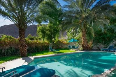 78435 Singing Palms Drive, La Quinta, CA 92253 - MLS#: 218030580