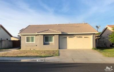 84138 Calendula Avenue, Coachella, CA 92236 - MLS#: 218030708