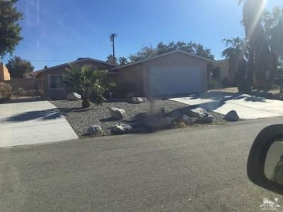 13540 Monterey Road, Desert Hot Springs, CA 92240 - MLS#: 218030776