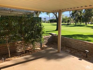 73450 Country Club Drive UNIT 358, Palm Desert, CA 92260 - MLS#: 218031118
