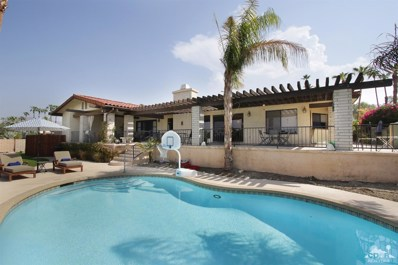 46346 Shadow Mountain Drive, Palm Desert, CA 92260 - MLS#: 218031228