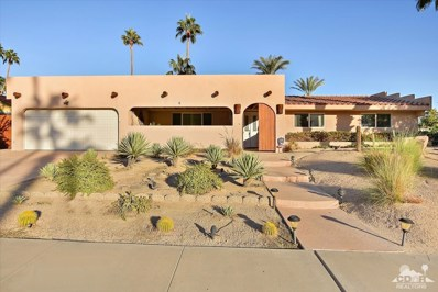 910 N Buttonwillow Circle, Palm Springs, CA 92264 - MLS#: 218031774
