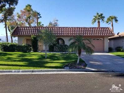 41765 Largo, Palm Desert, CA 92211 - MLS#: 218031814