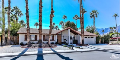 2903 E Alta Loma Drive, Palm Springs, CA 92264 - MLS#: 218031908