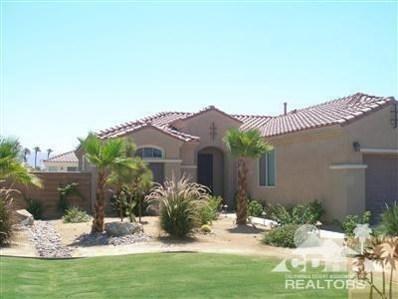 42214 Cascata Street, Indio, CA 92203 - MLS#: 218033056