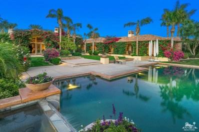 1 Milton Place, Rancho Mirage, CA 92270 - MLS#: 218033062