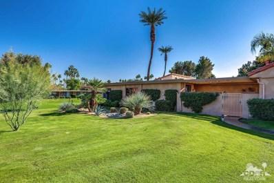 8 La Cerra Circle, Rancho Mirage, CA 92270 - MLS#: 218033232