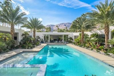 346 W Vista Chino, Palm Springs, CA 92262 - MLS#: 218033376
