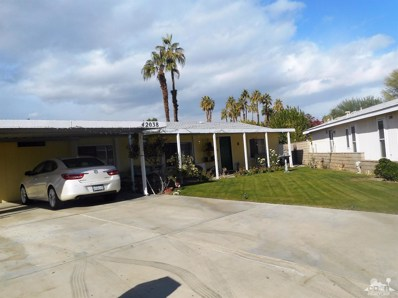42038 Bodie Road, Palm Desert, CA 92260 - MLS#: 218033494