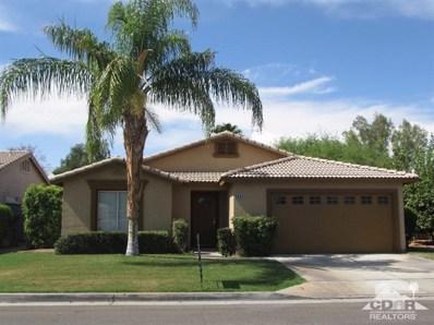 82600 Delano Drive, Indio, CA 92201 - MLS#: 218033642